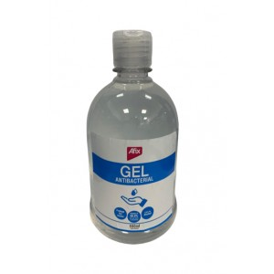 GEL ANTIBACTERIAL  X 500ML