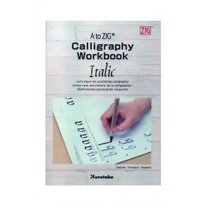 A TO ZIG CALLIGRAPHY WORKBOOK